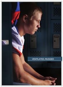 Event brochure locker pic